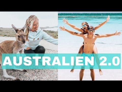 Australien 2018 / 2019 • Das Abenteuer Westküste auf Weltreise