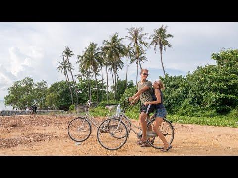 Die günstigste Unterkunft unserer Weltreise in Kep, Kambodscha | VLOG #220