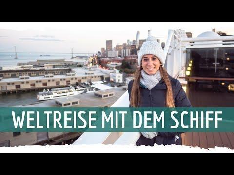 Weltreise mit dem Schiff 🛳️ San Francisco • MSC World Cruise 2019 | VLOG #419