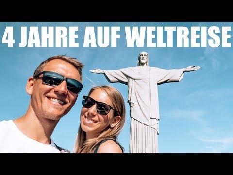 4 Jahre auf Weltreise • Das Jubiläum in Rio de Janeiro | VLOG #464