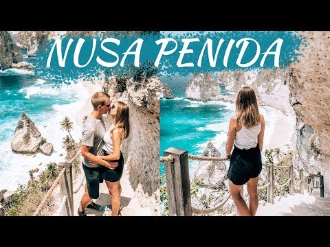 Bali Nusa Penida Tour & Diamond Beach | VLOG #473