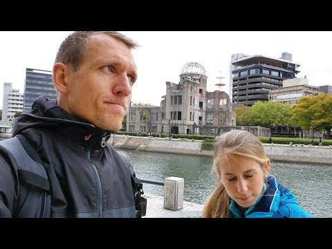 Hiroshima Japan • Weltkrieg und schlimme Geschichte | VLOG #344