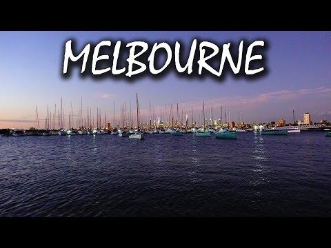 Melbourne FMA - Pingune in St. Kilda, Museum und mehr - Australien | VLOG #83