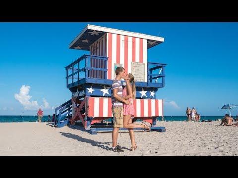 2 Jahre Weltreise - Miami Beach - USA | VLOG #287