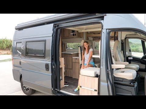 Campervan Campingbus Roomtour 🚐 Karmann Dexter 595 Wohnmobil | VLOG #383