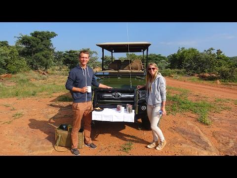 Einmalig grandioser Moment - Geparden hautnah - Südafrika   VLOG #189