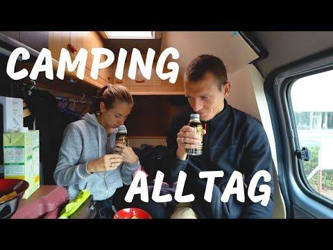 Wohnmobil Camping Alltag in Japan und lustige Geschichte auf Weltreise | VLOG #347