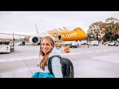 Australien Anreise • Berlin nach Perth mit Scoot • Weltreise | VLOG #397