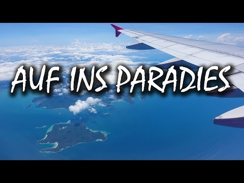 Auf ins Paradies ♥ Bangkok nach Koh Samui mit Air Asia - Thailand | VLOG #3