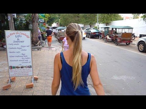 Phnom Penh - anders als erwartet - Kambodscha - Weltreise | VLOG #209