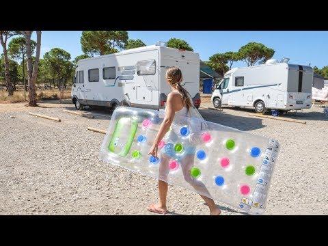 Camping am Meer •Gefühle in Europa • Algarve Portugal auf Weltreise | VLOG #390