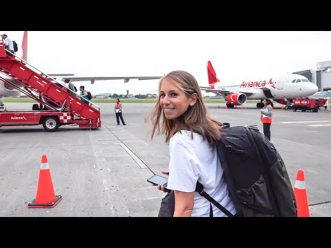 Peru Anreise • Das 26. Land auf Weltreise | VLOG #444