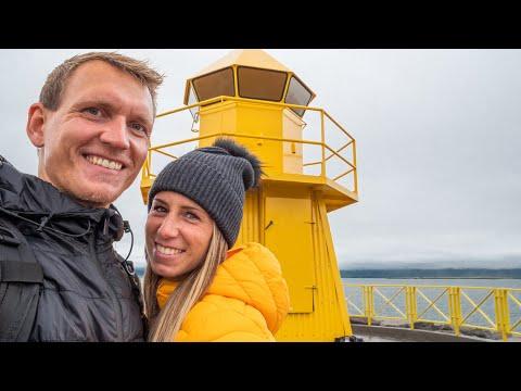 1 Tag in Reykjavik & Sehenswürdigkeiten • Islands Hauptstadt auf Weltreise | VLOG #499