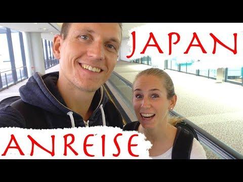 Japan • Camping Reise Start & Tokio Anreise | VLOG #340