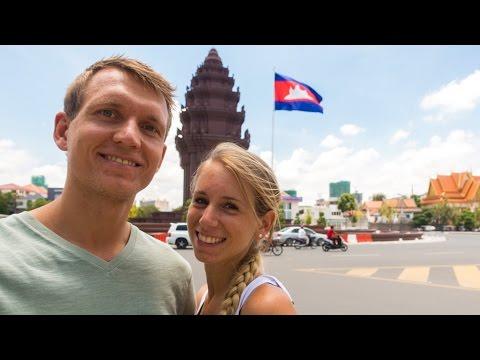 Zukunftspläne, Nachwuchs und Weltreise - Kambodscha | VLOG #210