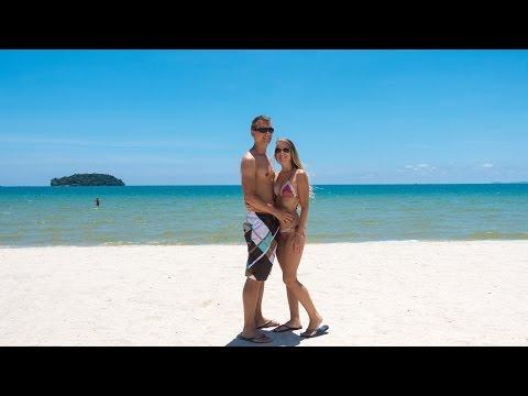 Zurück am Meer! Otres Beach Sihanoukville - Kambodscha | VLOG #212