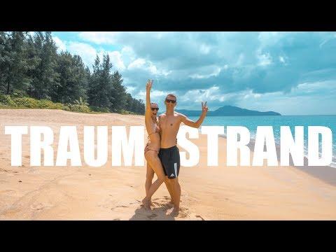 Phuket • Absoluter Traumstrand & Strandtour | VLOG #319