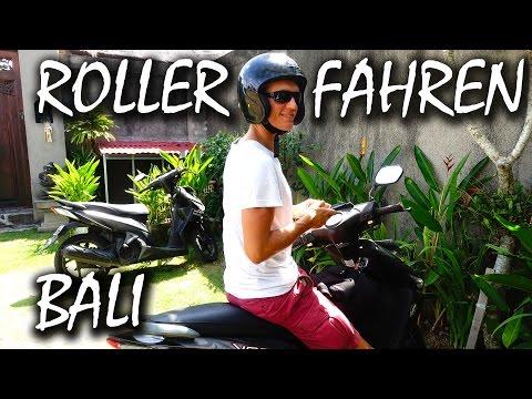 Wie gefährlich ist Roller fahren in Asien? Bali Indonesien | VLOG #106