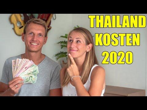 Thailand Kosten und Ausgaben 2020 • Was kosteten uns 3 Monate leben in Thailand auf Koh Samui?
