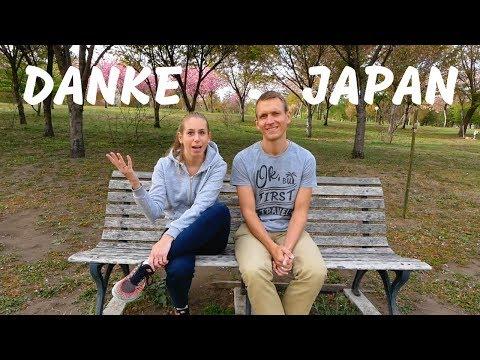 Was uns sehr berührt • Japan Campervan Reise • Weltreise | VLOG #351