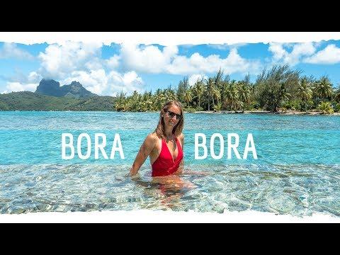 Bora Bora • günstige Luxus Unterkunft im Paradies | VLOG #424