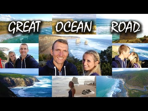 GREAT OCEAN ROAD + Twelve Apostles + Wildcamping - Backpacking Australien | VLOG #90