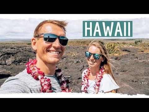 Hawaii Anreise 🌴 Hilo, Big Island, Mount Kilauea | VLOG #420