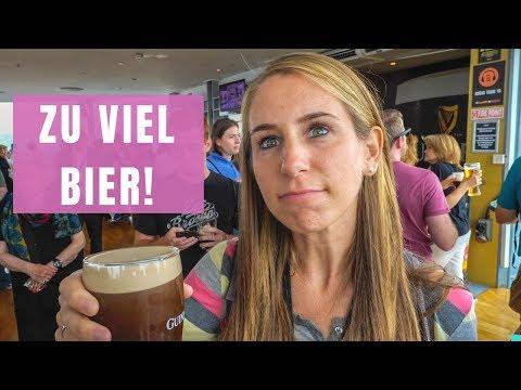 Gefängnisbesichtigung und zu viel Bier!? • Temple Bar • Dublin | VLOG #372
