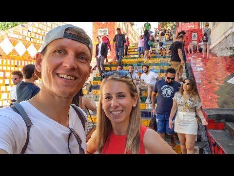 Rio de Janeiro Anreise • Auf nach Brasilien | VLOG #462