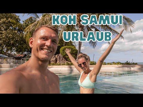Koh Samui Urlaub beginnt • Thailand 2021   VLOG 552