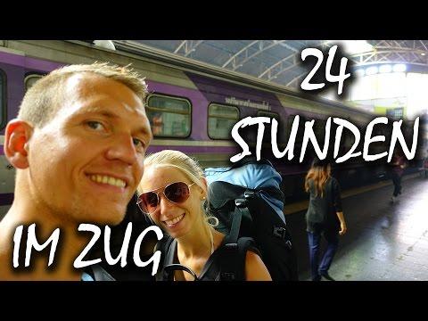 Per Zug von Bangkok nach Butterworth - Thailand nach Malaysia | #27