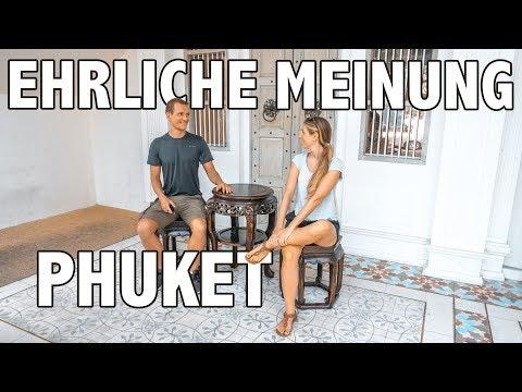 Phuket • Unsere ehrliche Meinung • Phuket Old Town • Weltreise | VLOG #316