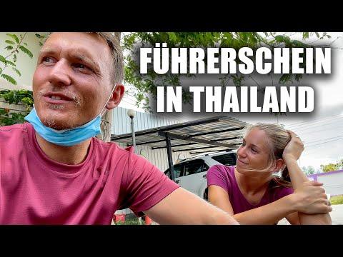 Wir machen den Thailändischen Führerschein 😱und Koh Samui Insel Tour • Thailand | VLOG #539