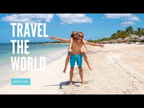 2 Jahre Weltreise in 5 Minuten • das erwartet dich auf deiner Weltreise
