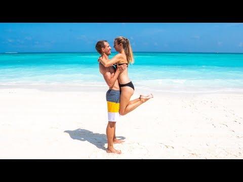 Malediven Anreise • Auf ins Paradies • Weltreise | VLOG #357