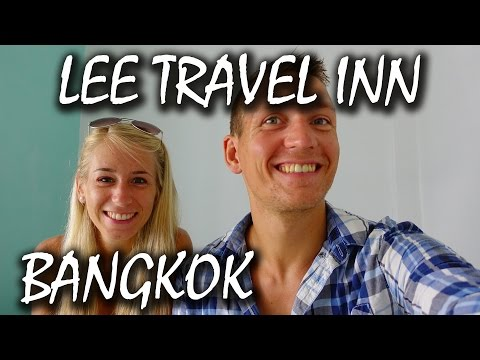 Bangkok Airbnb Guesthouse Roomtour - Lee Travel Inn | #26