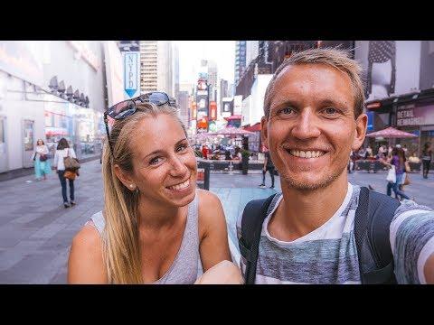 Erste Highlights in New York - traurig und beeindruckend | VLOG #291