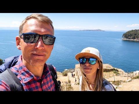 Bolivien Anreise • Schock in Copacabana • Weltreise   VLOG #459