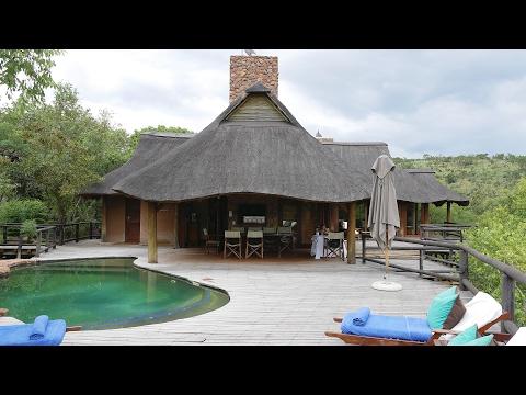 Wunderschöne Lodge in der Wildnis Südafrikas - Tshwene Lodge Roomtour - Welgevonden Game Reserve