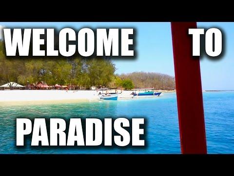 INSELN WIE IM PARADIES - Die Secret Gili Inseln - Indonesien   #40