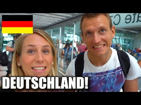 Bangkok nach Köln mit Eurowings - Zurück nach Deutschland | VLOG #144