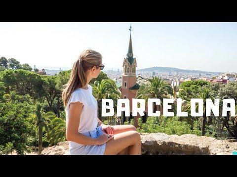 Köln nach Barcelona • Kein guter Start in Spanien • Park Güell | VLOG #377
