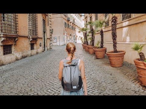 Böse Überraschung in Rom • Pantheon, Park Villa Borghese | Italien | VLOG #376