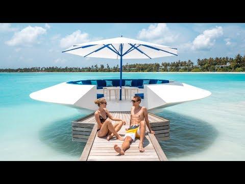 Trauminsel auf den Malediven • Wenn ein Traum wahr wird • Weltreise | VLOG #358