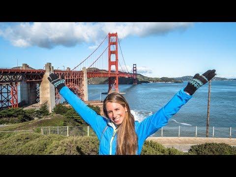 USA Anreise • In 26 Stunden nach San Francisco auf Weltreise | VLOG #418