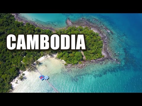 Best of Kambodscha 2017 - Backpacking Cambodia