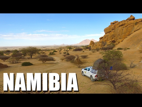 Namibia Roadtrip Movie - Namibia Reise 2017