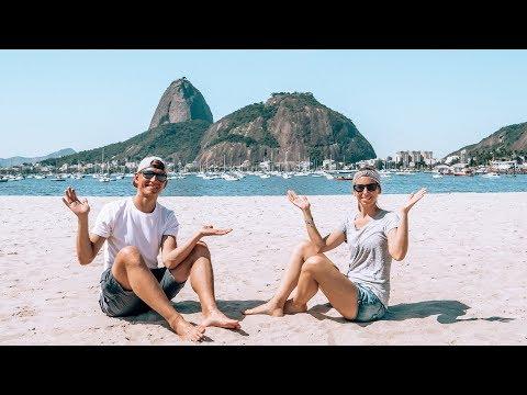 Sicherheit in Rio de Janeiro • Zuckerhut und Botanischer Garten • Brasilien | VLOG #463