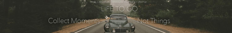 Life to go Weltreise Blog von Daniel und Jessica