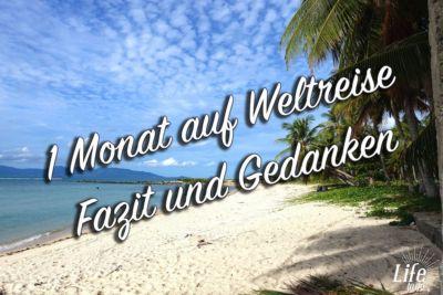 1 Monat auf Weltreise - Life to go - Daniel und Jessica 4.1